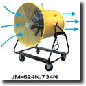 Jumbo Fan - Long Distance Ventilator