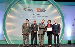 ปตท. ติดอันดับ TOP 3 PLCs และ TOP 50 ASEAN PLCs