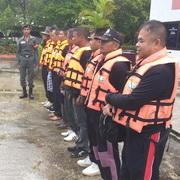 ตรวจสอบระดับน้ำเฝ้าระวังน้ำท่วมในพื้นที่