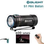 ไฟฉาย Olight S1 Mini Baton 600 lumens จิ๋วแจ๋ว