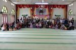 โครงการอบรมจริยธรรมอิสลาม และทัศนศึกษาของชาวไทยมุสลิม ประจำปี ๒๕๖๐