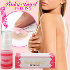 Pinky Angel Peeling 12ml. For Bust ผลัดเซลล์ผิวที่ตกค้างออกจากหัวนมของคุณ เมื่อมันหมดไปก็ปราศจากสิ่งกำบังหัวนมชมพูของคุณอีกต่อไป ...เหอ เหอ