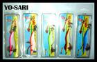 เหยื่อกุ้ง YO - SARI ขนาด 2.5 กรัม