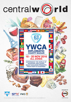 63rd YWCA Diplomatic Charity Bazaar 2016