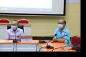 ประชุมเพื่อกำหนดแนวทางการจัดการศพผู้ป่วยติดเชื้อในปอด