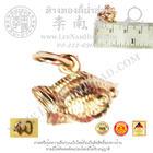 จี้ห้อยคอรูปปลาทอง(น้ำหนัก1.4กรัม) นาค40%