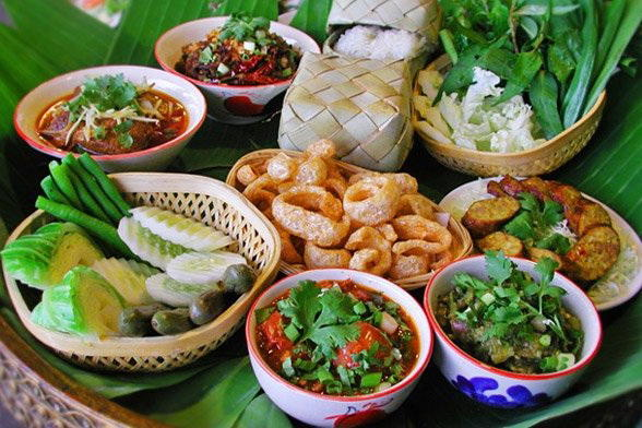 15.Northern Thai food (588X392)