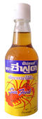 Seafood brand fish sauce : Glass bottle 60cc.