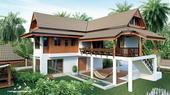 แบบบ้าน VIP 58-59 สำหรับครอบครัวใหญ่และครอบครัวขนาดกลาง