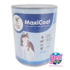 อาหารเสริม Maxi Coat บำรุงขน สำหรับสุนัขพันธุ์กลางและพันธุ์ใหญ่ ขนาด 100 กรัม (40เม็ด)