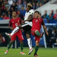 ไฮไลท์ ยูโร 2016 : โปรตุเกส vs ออสเตรีย