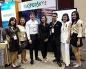 ผู้จัดการฝ่ายขายคนใหม่ของแคสเปอร์สกี้ แลป ประเทศไทย