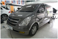 Hyundai H1 ต้องการเสียงที่ดีขึ้นในตำแหน่งคนขับด้านหน้าโดยไม่ต้องการทำอะไรเยอะเลยจัดกันไปกับลำโพงที่ออกแบบมาเพื่อระบบ hi-power