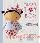 หนังสือสอนทำตุ๊กตา Tilda's toy box เล่มใหม่ล่าสุด