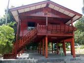 ผลงานสร้างบ้านอยู่อาศัย ลูกค้า ต.เกาะพะงัน อ.เกาะพะงัน จ.สราษฏร์ธานี