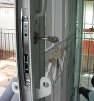 ขั้นตอน การใช้งานกุญแจเสียบล็อกขอสับคอม้า(ระบบมาสเตอร์คีย์)