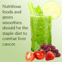 อาหารสำหรับผู้ป่วยมะเร็งตับ