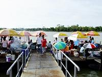 เที่ยวตลาดน้ำสุราษฏร์