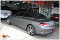 Mercedesbenz cclass ccoupe c205 เข้ามาจัด avinterface เพื่อเปิดระบบหน้าจอ