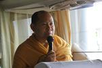 พุทธภูมิศึกษาเมืองปาฏลีบุตร บรรยายโดย พระครูนิโครธบุญญากร