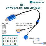 สายชาร์จ Olight UC Magnetic USB Charger