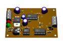 บอร์ดขยายสัญญาน  load cell to microcontroller