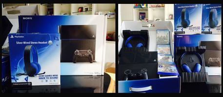 รางวัลที่1 จากการแข่งขัน Google ครั้งที่ 1 ปี 2015 Playstation 4