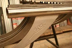 SPS Stainless Steel long shaft propeller