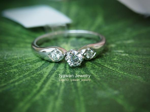 แหวนเพชร แหวนหมั่น แหวนแต่งงาน