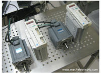 การใช้งาน servo motor MR-J series (MR-J10A, .... )