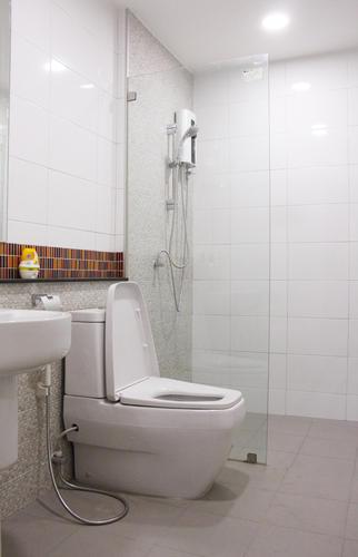 ห้องน้ำ ห้องพัก B
