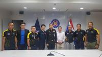 ทีมงานฟุตบอลคนตาบอดจากประเทศญี่ปุ่นมาเยี่ยมชมนักกีฬาฟุตบอลคนตาบอดทีมชาติไทย