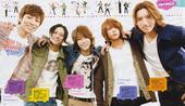 บทสัมภาษณ์ TV Guide 2011.02.11 KAT-TUN วงล้อที่เชื่อมทั้ง 5 คนเอาไว้