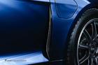 ช่องลม Carbon Fiber Porsche Taycan ทรง Zyrus