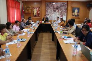 ประชุมกองทุนหลักประกันสุขภาพ