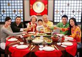 การรับประทานอาหารจีน