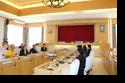 ประชุมเพื่อขับเคลื่อนการให้บริการสุขภาพและยกระดับการจัดการเรียนการสอน มหาวิทยาลัยนราธิวาสราชนครินทร์