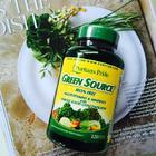 Green Source IRON FREE Multi-Vitamin & Minerals 120 Caplets จาก PURITAN PRIDE (USA) ผิวสวย ผิวใส..เปล่งปลั่ง ดูสุขภาพดี