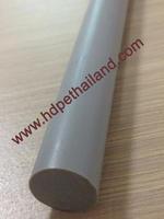 PVC (Polyvinyl chloride) แท่ง