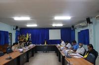 ประชุมประเมินผลแผน ประจำปีงบประมาณ 2562