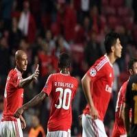 ไฮไลท์ฟุตบอล ยูฟ่า แชมเปี้ยนส์ ลีก : เบนฟิก้า vsกาลาตาซาราย