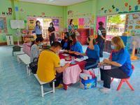 ต้อนรับคณะกรรมการนิเทศติดตามการจัดการศึกษาของศูนย์พัฒนาเด็กเล็ก