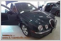 Jaguar type s อัพเกรดภาพและเสียงแบบย่อมๆ