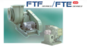 FRP Turbo ( Economical Fan) Texel Corrosion-Resistant Blower