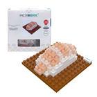 3D Microbrik - Ebi Nigiri Sushi ตัวต่อหน้าซูซิ 3D ข้าวปั้นหน้ากุ้ง
