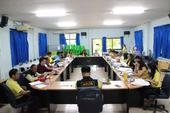 ประชุมคณะกรรมการกองทุนหลักประกันสุขภาพระดับท้องถิ่นเทศบาลตำบลปิงโค้ง