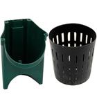 Vertical planting 1 holes with growing pot/หลุมปลูก 1 หลุม+กระถาง PVB126 ราคา 140 บาท