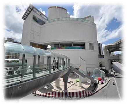อาคาร หอศิลปวัฒนธรรมแห่งกรุงเทพมหานคร