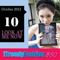 เสื้อผ้าแฟชั่นพร้อมส่ง มาใหม่ เดือน ตุลาคม  2555