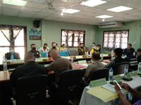 ประชุมคณะกรรมการที่ปรึกษาอุทยานแห่งชาติผาแดง ครั้งที่ 3/2563